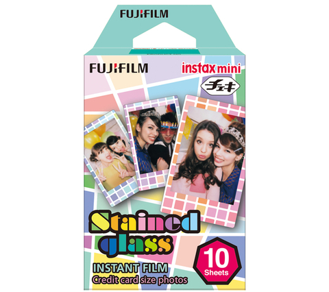 Fujifilm Instax Mini Stained Glass (10 снимков)