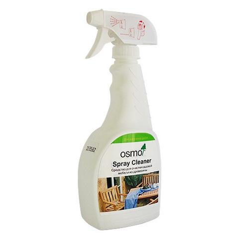 Средство для очистки деревянной садовой мебели Spray Cleaner