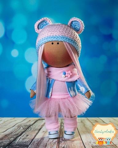 Куколка Аннита. Коллекция La Petite.