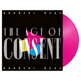 Bronski Beat ‎/ The Age Of Consent (Coloured Vinyl)(LP+2CD)
