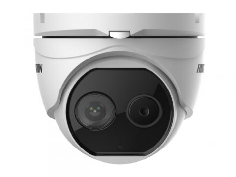 Двухспектральная камера Hikvision DS-2TD1217-3/V1