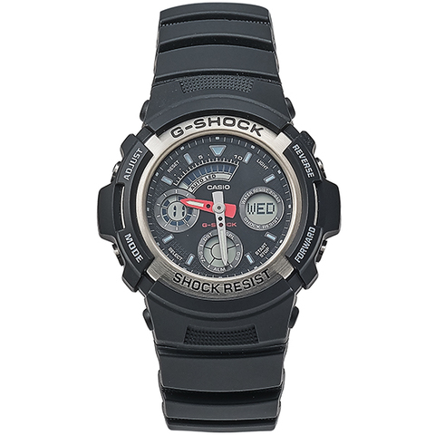 Casio AW-590-1ADR