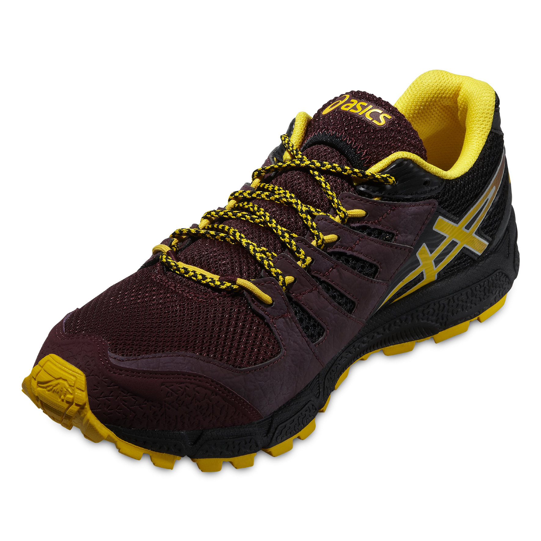 Мужская беговая обувь Asics Gel-FujiAttack 4 (T534N 2904) фото