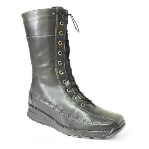 198429 п/сапоги женские. КупиРазмер — обувь больших размеров марки Делфино
