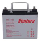 Аккумулятор Ventura GPL 12-33 ( 12V 34Ah / 12В 34Ач ) - фотография
