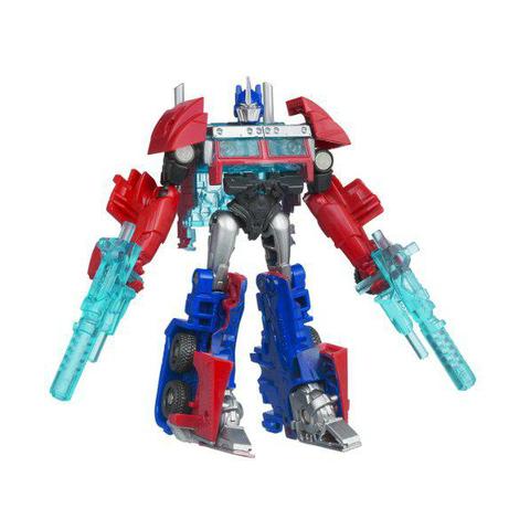 Трансформер Оптимус Прайм класс Cyberverse Commander - Transformers Prime, Hasbro