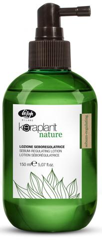 Себорегулирующий лосьон Lisap Keraplant Nature