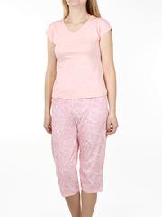 PT021505-02-7 пижама женская, розовая