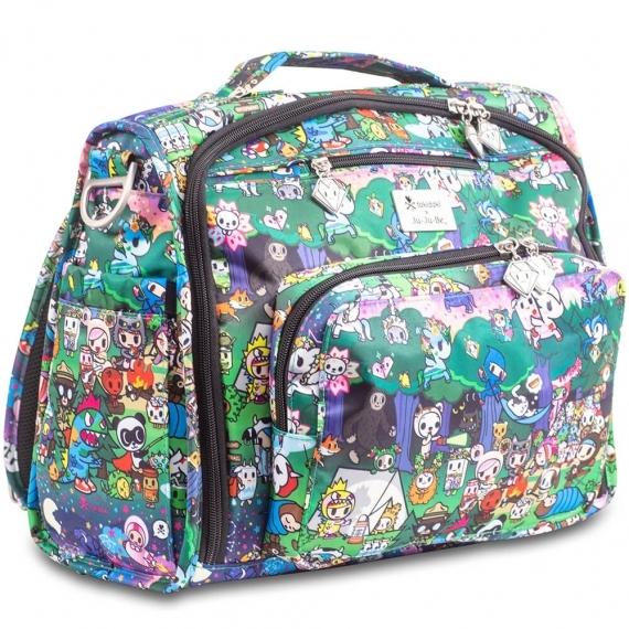 Сумка рюкзак для мамы Ju-Ju-Be B.F.F. Camp Toki