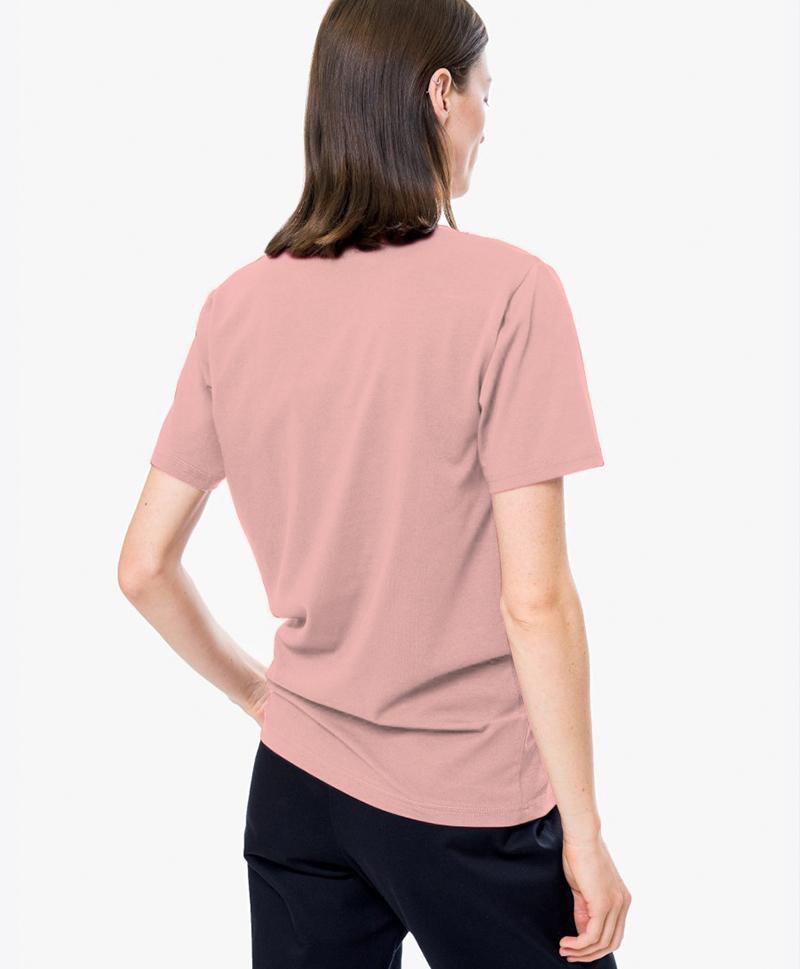 Классическая футболка Pink