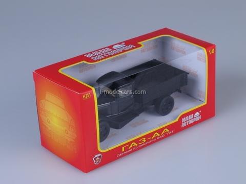 GAZ-AA black 1:43 Nash Avtoprom