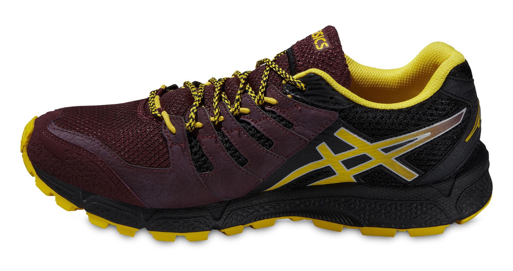 Мужская беговая обувь Asics Gel-FujiAttack 4 (T534N 2904) картинка