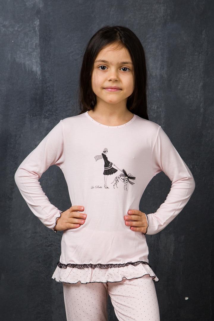 Детская пижама для девочек La Perla (Для девочек)