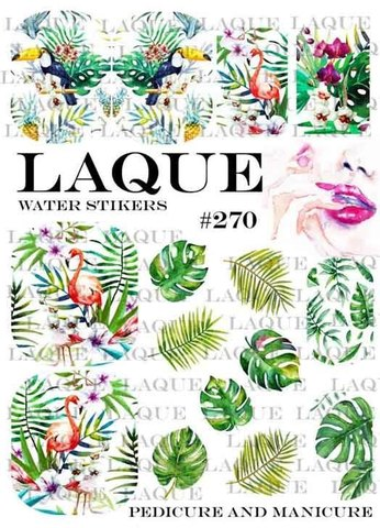LAQUE Слайдер дизайн #270