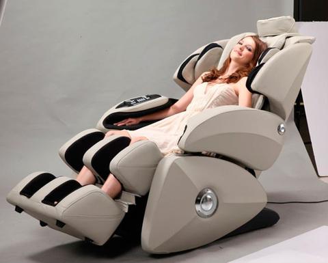 Массажное кресло iRobo II