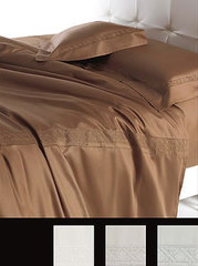 Постельное белье 2 спальное евро Cesare Paciotti Vienna коричневое