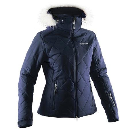 Женская горнолыжная куртка 8848 Altitude Livinia (navy)