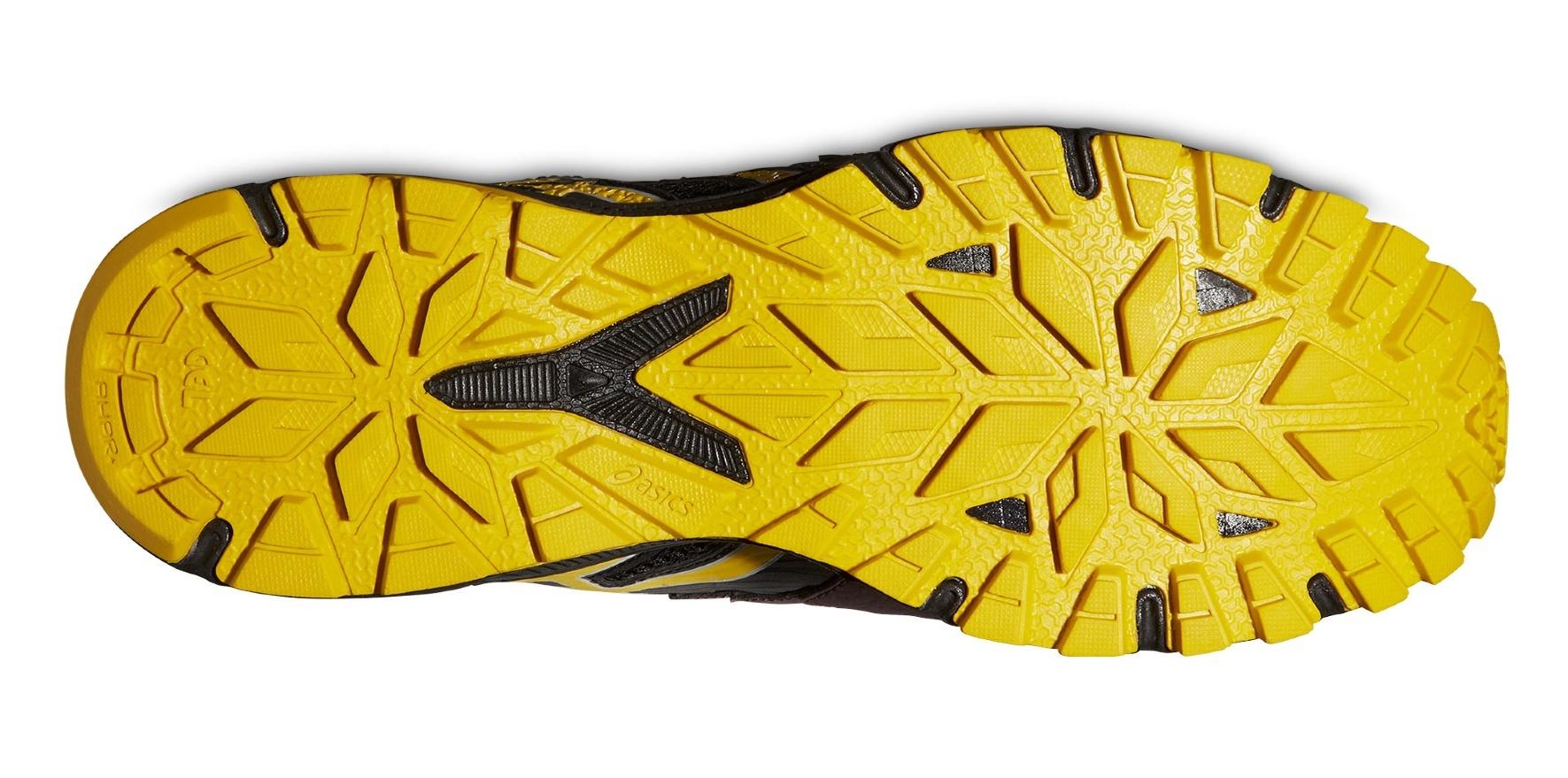 Мужские кроссовки внедорожники Asics Gel-FujiAttack 4 (T534N 2904) коричневые