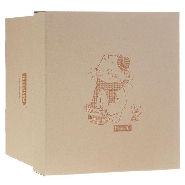 Мягкая игрушка Басик с набором елочных игрушек купить с доставкой по России