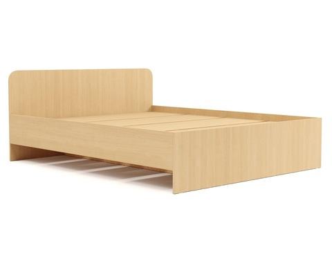 Кровать АНДРИЯ-18 дуб белёный