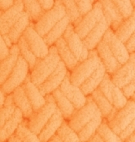 Пряжа Alize Puffy 519 оранжевый