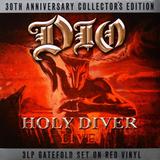 Dio / Holy Diver Live (Coloured Vinyl)(3LP)