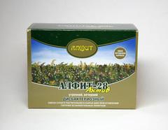 Чай Алфит № 28 дисбактериозный 60 бр (Гален)