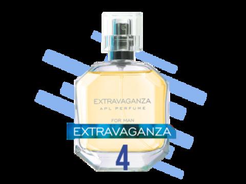 APL. Древесный фужерный мужской аромат №4. 50 мл.  Парфюмерная серия EXTRAVAGANZA