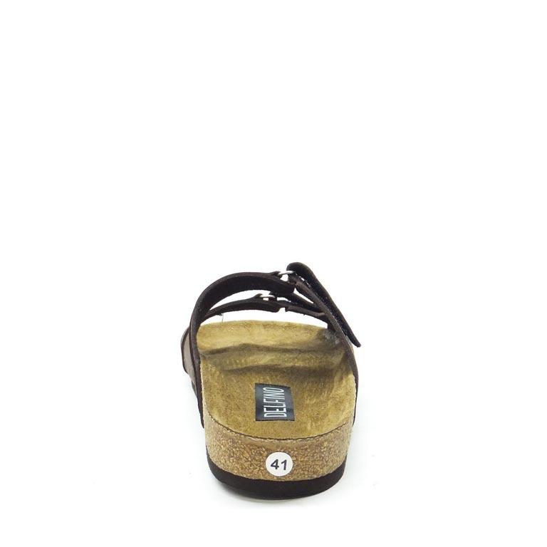 450157 сабо женские больших размеров марки Делфино