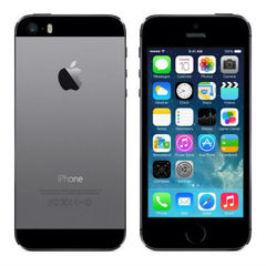Apple iPhone 5S 32GB Space Gray без функции Touch ID