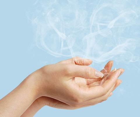 Дым из пальцев