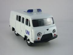 UAZ-39099 UN 1:43 Agat Mossar Tantal