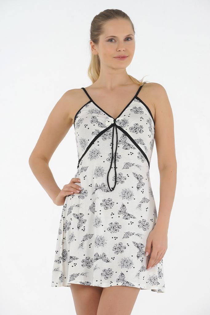 Женская ночная сорочка Tata (Домашние платья и ночные сорочки)