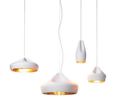 pendant  Pleat Box Lamp by Xavier Ma?osa ( 13 cm )