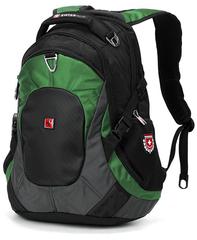 Рюкзак SWISSWIN SW9663i Зеленый
