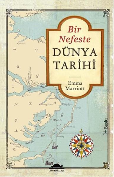 Kitab Bir Nefeste Dunya Tarihi | Emma Marriott