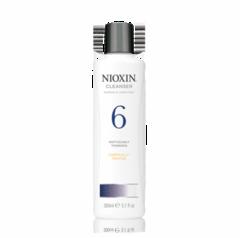 NIOXIN очищающий шампунь (система 6) 300мл.