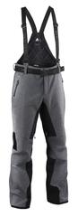 Горнолыжные штаны для мужчин 8848 Altitude Gilly серые с подтяжками