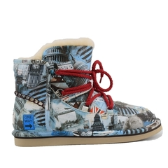 UGG Lodge Magazin Blue