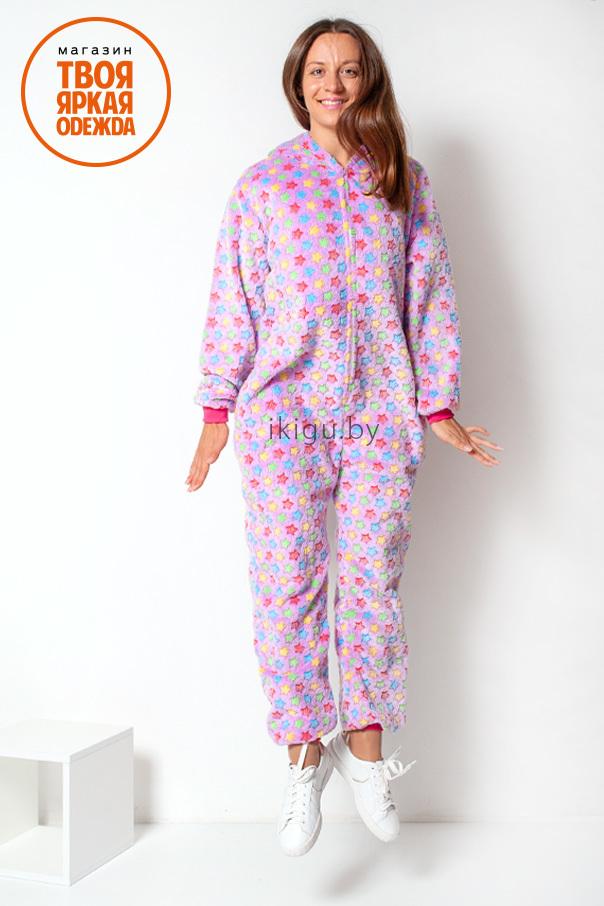 Пижамы кигуруми Единорог Candy candy.jpg