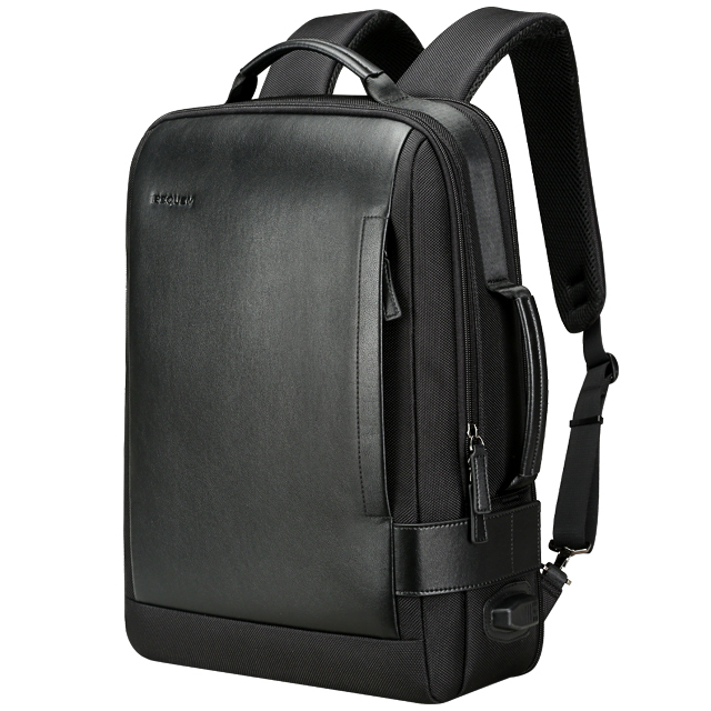 Рюкзак-сумка RK-002 BEQUEM, black