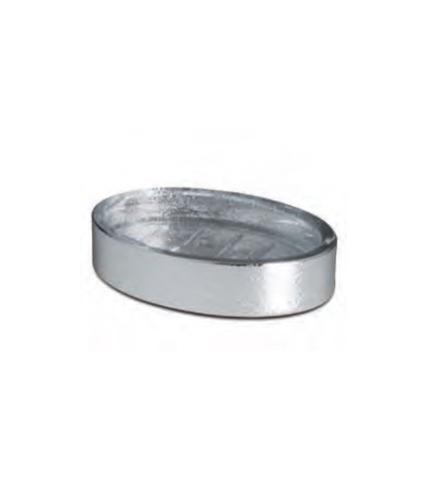 Мыльница 92306 Oval Silver от Windisch