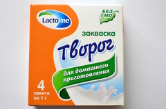 Закваска Творог Лактолайн, 1 гр. (Лактолайн)