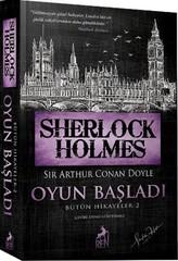 Sherlock Holmes-Oyun Başladı -Bütün Hikayeler 2