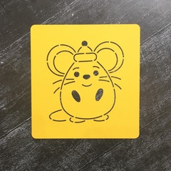 Мышка №1