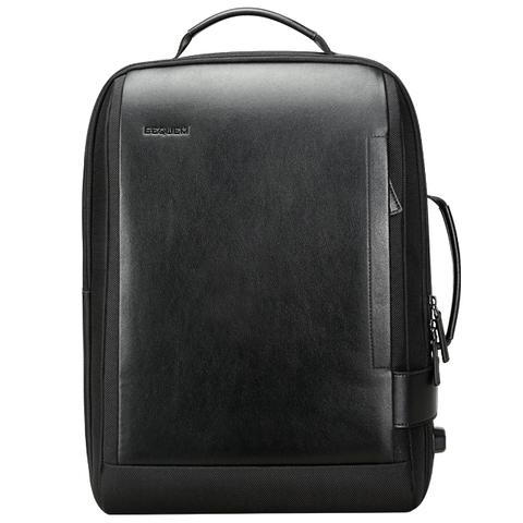 Рюкзак-сумка RK-002 BEQUEM, black, фото 3