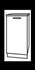 Чили ШН 300 шкаф нижний
