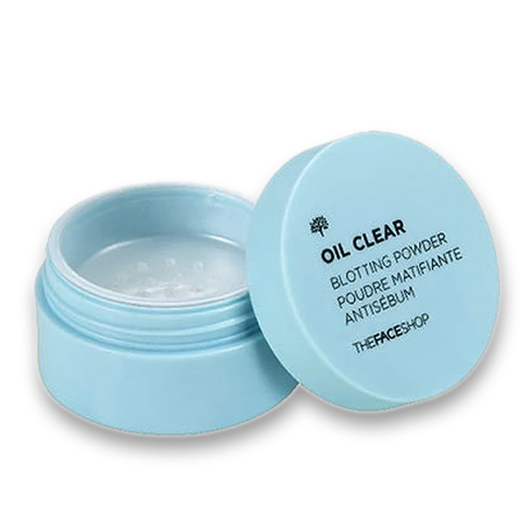 THE FACE SHOP Oil Clear Blotting Powder, 6 gr