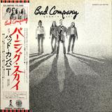 Bad Company / Burnin' Sky (LP)