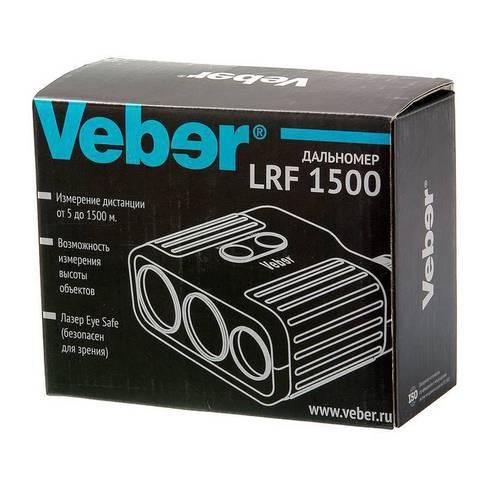 Монокуляр Veber 7*25 с дальномером LRF1500
